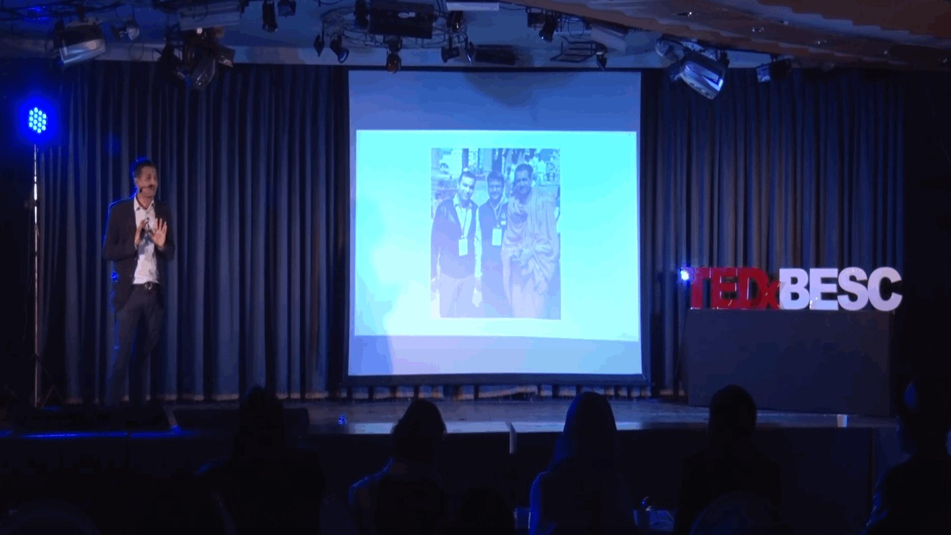Paresh Rawal on TED