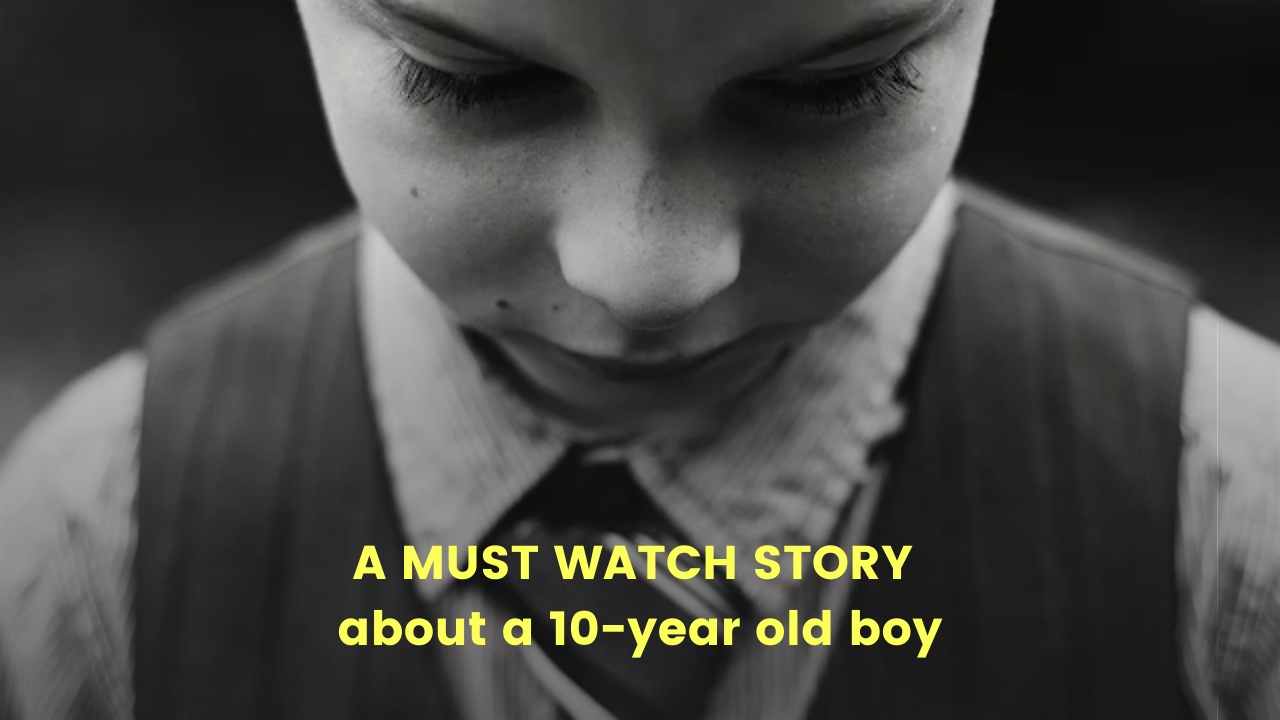 A story about 10 year old boy blog by Paresh Rawal
